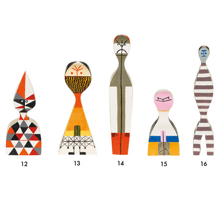Vitra - Wooden Dolls - Groupe 12-16
