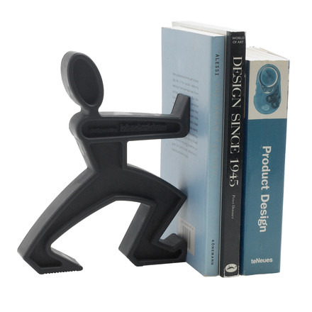 Black + Blum - James the bookend, noir