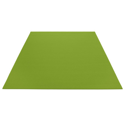 Hey Sign - Chemin de table rectangulaire, vert printanier