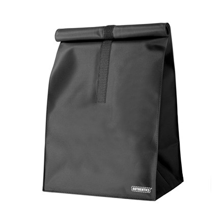 Authentics - Rollbag M, noir