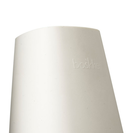 Boskke - Sky Planter Recycled, blanc, small