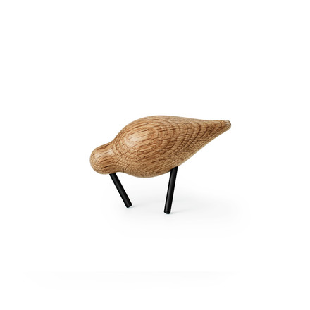 Normann Copenhagen - Shorebird small, noir