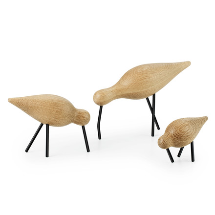 Normann Copenhagen - Shorebird, noir
