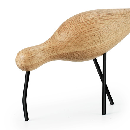 Normann Copenhagen - Shorebird large, noir