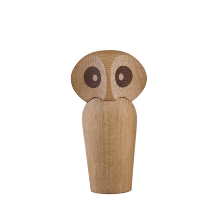 ArchitectMade - Chouette Owl Small, chêne naturel