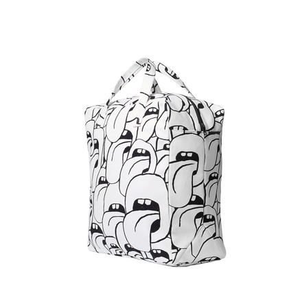 Hay - Got this licked Beach Bag small, blanc