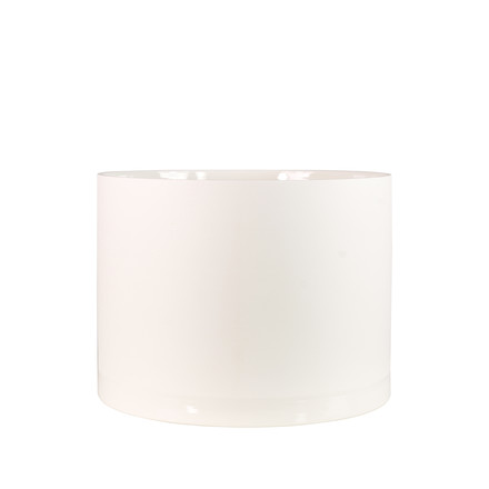Menu - Cylindrical Planter S, blanc