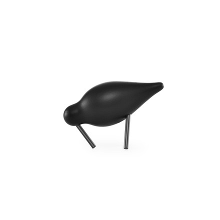 Shorebird Small par Normann Copenhagen en noir
