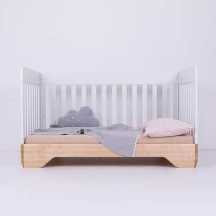 Lit bébé Echo Crib de Kalon flexible