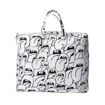 Hay - Got this licked Beach Bag, blanc
