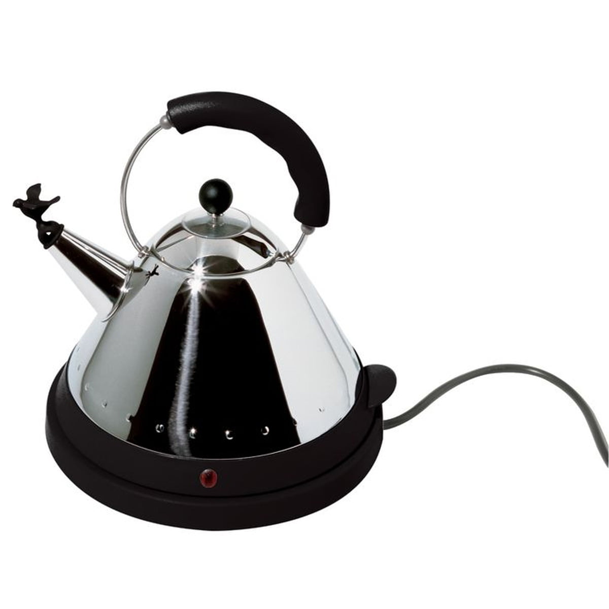 Alessi - MG32 B, bouilloire électrique