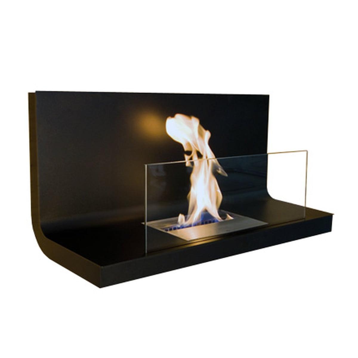 Radius Design - Wallflame I, acier noir
