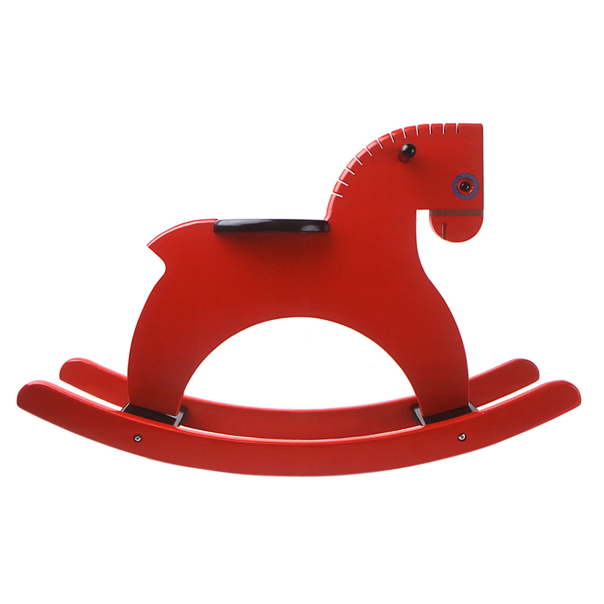 Playsam - Rocking Horse, rouge