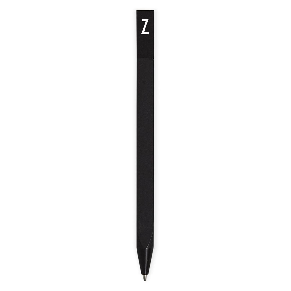 Design Letters - Pen Personal, Z